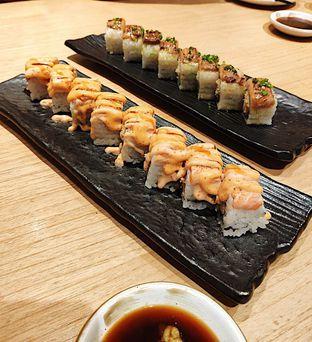 Foto 6 - Makanan di Sushi Hiro oleh iminggie