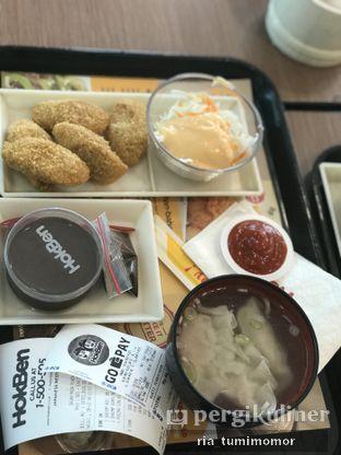 Foto 3 - Makanan di HokBen (Hoka Hoka Bento) oleh riamrt