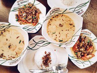 Foto 2 - Makanan di Soto Betawi H. Mamat oleh D L