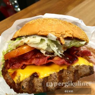 Foto - Makanan di Burger King oleh @Ecen28
