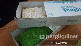 Foto review Gigieat Cake oleh Mira widya 1