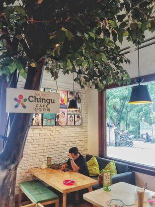 Foto review Chingu Korean Fan Cafe oleh Astrid Huang 7