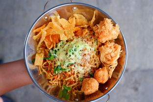 Foto 3 - Makanan di Oseng Mie Jontor oleh Hendry Jonathan