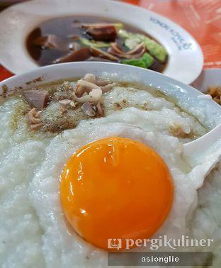 Foto 1 - Makanan di Bubur Ayam Tangki 18 Aguan oleh Asiong Lie @makanajadah