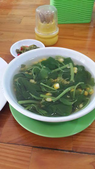 Foto 3 - Makanan(Sayur Bayam) di Dapur Cianjur oleh Chrisilya Thoeng