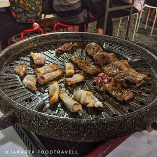 Foto - Makanan di Manse Korean Grill oleh hanzel christheo @jakarta.foodtravell