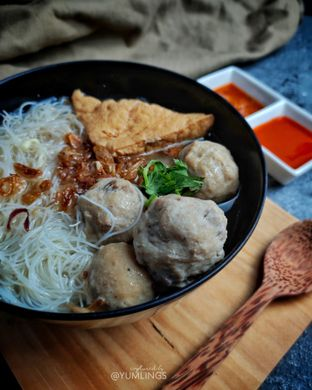 Foto 2 - Makanan di Bakso Titoti oleh siska link