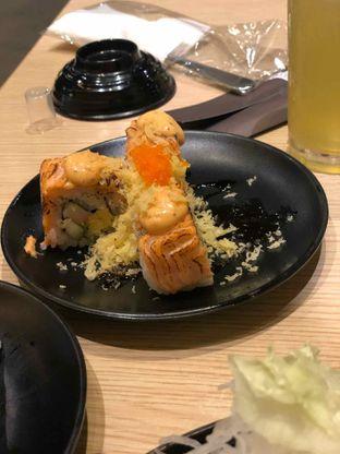 Foto review Sushi Tei oleh Budi Lee 3