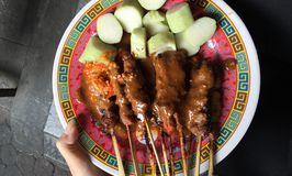 Sate Ayam Kambing RSPP