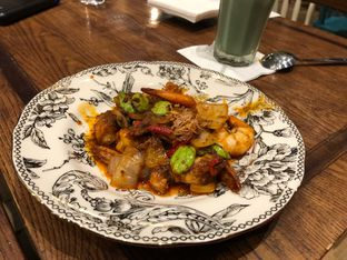 Foto 6 - Makanan di Nyonya Peranakan Cuisine oleh @yoliechan_lie