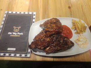Foto 1 - Makanan di Oh! My Pork oleh Sisil Kristian