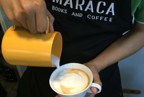 Foto Maraca Books and Coffee