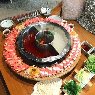 Foto 1 - Makanan di Chongqing Liuyishou Hotpot oleh Jeljel