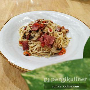 Foto 1 - Makanan(Aglio Olio) di Clean Slate oleh Agnes Octaviani