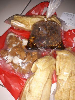 Foto 2 - Makanan di Tahu Gejrot Bang Jack oleh Mouthgasm.jkt