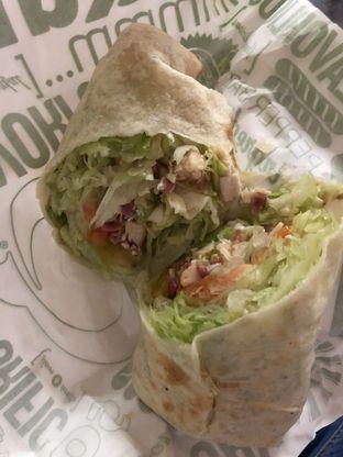 Foto 1 - Makanan di Quiznos oleh Mitha Komala