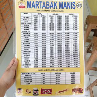 Foto 7 - Menu di Martabak Alim Premium oleh Della Ayu
