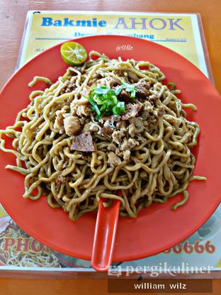 Foto 1 - Makanan di Bakmi Ahok Dempo Palembang oleh William Wilz