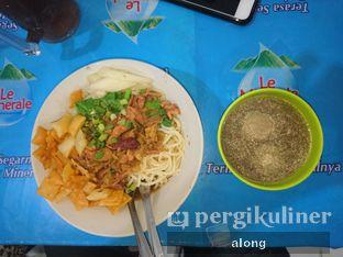 Foto 8 - Makanan(Mie Ayam Bakso) di Bakso Bonek oleh #alongnyampah