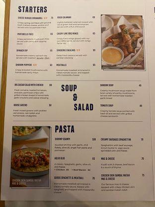 Foto 4 - Menu di The Goods Cafe oleh Levina JV (IG : levina_eat )