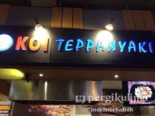 Foto 4 - Eksterior di Koi Teppanyaki oleh @bellystories (Indra Nurhafidh)