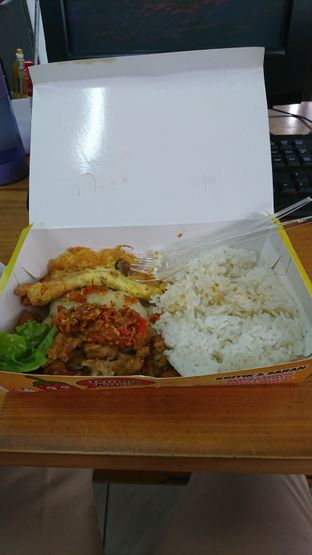 Foto review Penyetan Cok oleh Nia Nur Ariyanti 1