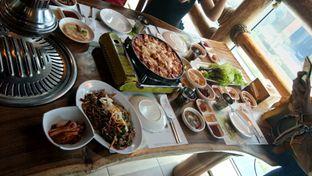Foto 1 - Makanan di Chung Gi Wa oleh Komentator Isenk