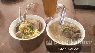 Foto review Bakso Rusuk Sunan Giri oleh Mich Love Eat 6