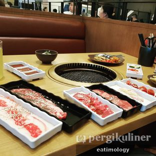 Foto - Makanan di Kintan Buffet oleh EATIMOLOGY Rafika & Alfin