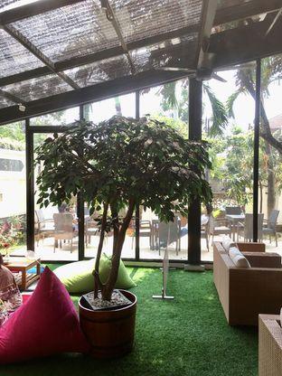 Foto 14 - Interior di Kode-in Coffee & Eatery oleh Prido ZH