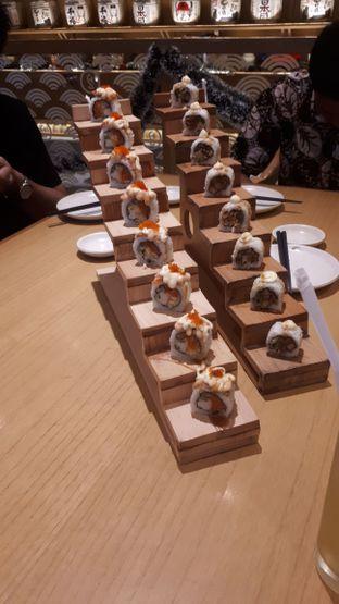 Foto 2 - Makanan di Sushi Hiro oleh @semangkukbakso