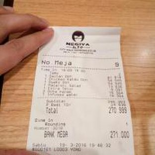 Foto review Negiya Donburi oleh Ricky Nevariza 4