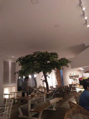 Foto 5 - Interior di Sudoet Tjerita Coffee House oleh Nanda Ferlisa