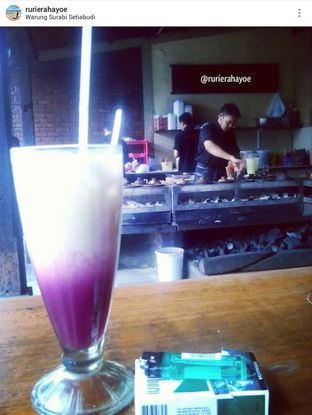 Foto 2 - Makanan(Yoghurt Anggur) di Waroeng Setiabudhi oleh Rury Rahayu Dee