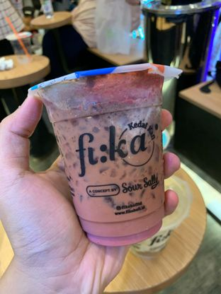 Foto review Fi:ka Kedai Kafi oleh Yohanes Cahya | IG : @yohanes.cahya 3