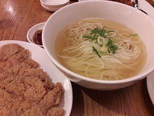Foto 3 - Makanan di Din Tai Fung Chef's Table oleh Michael Wenadi