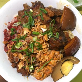 Foto - Makanan di Bakmi Bebe oleh @kenyangbegox (vionna)