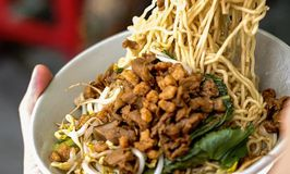 Bakmie Jamur Vegan Vegetarian 99
