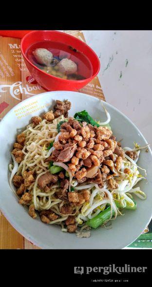 Foto 1 - Makanan di Bakmie Jamur Vegan Vegetarian 99 oleh Ruly Wiskul