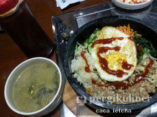 Foto 3 - Makanan(dolsot bibimbap) di San Jung oleh Marisa @marisa_stephanie