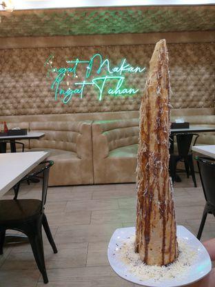 Foto 9 - Makanan(Roti Tisu) di GH Corner oleh Sari Cao
