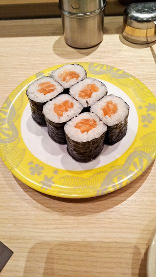 Foto 1 - Makanan di Sushi Tei oleh IG: biteorbye (Nisa & Nadya)