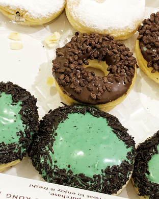 Foto 2 - Makanan di J.CO Donuts & Coffee oleh Marisa Aryani