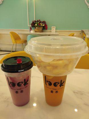 Foto review Look Tea oleh Devi Renat 3