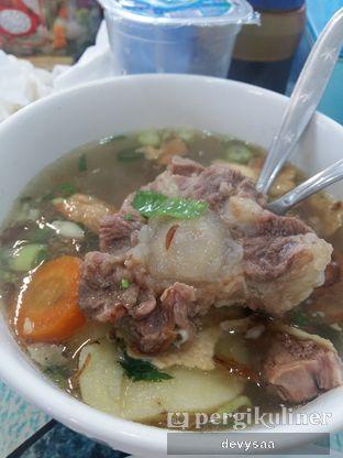 Foto 2 - Makanan di Rumah Makan Betawi Dahlia oleh Slimybelly