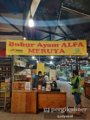 Foto review Bubur Ayam Alfa oleh Ladyonaf @placetogoandeat 1