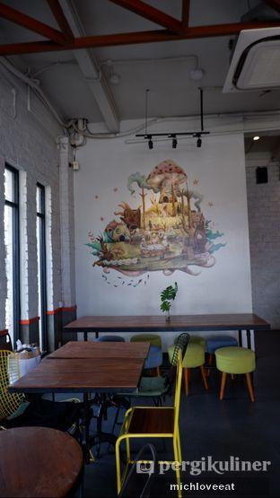 Foto 4 - Interior di Conversations Over Coffee (COC) oleh Mich Love Eat
