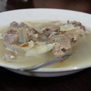 Foto 4 - Makanan(Sop Kambing) di Sate Palmerah / Kim Tek oleh Febriani Djunaedi