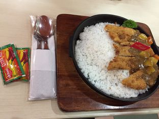 Foto review Justus Asian Grill Express oleh Oktaviani Karlina 3