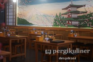 Foto 6 - Interior di Hakata Ikkousha oleh Desy Mustika